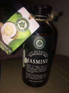 BALI ALUS Massage Oil JASMINE