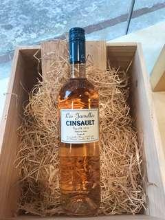 Les Jamelles Cinsault Rose 萊禮士玫瑰紅葡萄酒2016