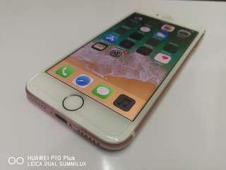 Apple Iphone 7 128GB Factory Unlocked Rose Gold 4G LTE
