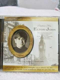 🚚 艾爾頓強 ,永恆典藏大碟CD