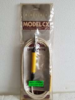 Antex 17w 220v soldering iron Made in England $30