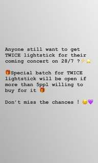 [READ]TWICE LIGHTSTICK
