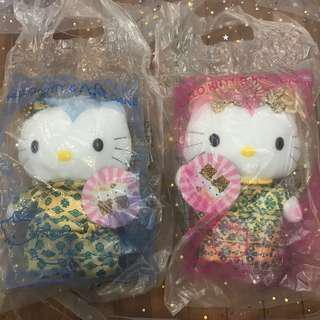 Hello Kitty Macdonald Plush (Pair)