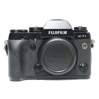 Fujifilm X-T1 Mirrorless Digital Camera Body Only Black