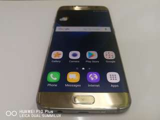 Samsung Galaxy S7 Edge Duos 32GB 4GB Ram Platinum Gold
