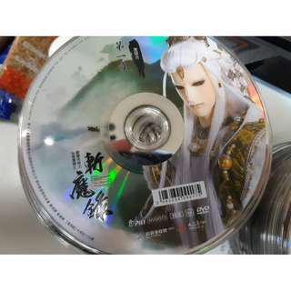 霹靂布袋戲DVD