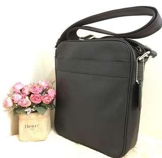 Coach Flight Bag Black
