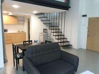 Empire City MyLoft Duplex for rent