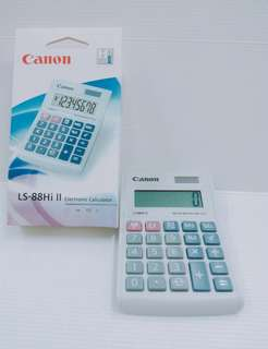 Canon Calculator