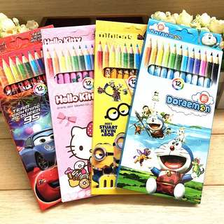 Cartoon Colour Pencil - Goodie Bag / Goody bag