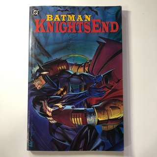 DC Comics BATMAN: KNIGHTS END