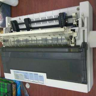 Printer EPSON LQ 300+II Tidak Dipake Masih Normal