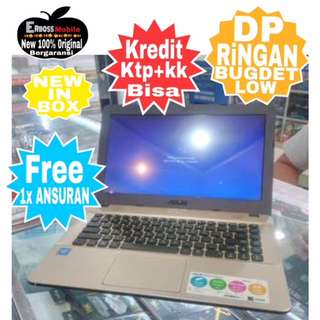 "Asus X441NA-PQ401T 14"" 4/500Gb Win10 Cash/Kredit Dp 700rb ktp+kk call/wa;081905288895"