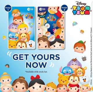 Tsum Tsum Princess Ezlink Card