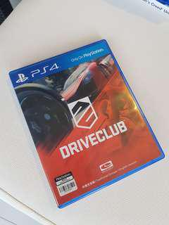 🚚 PS4 Driveclub (Used)