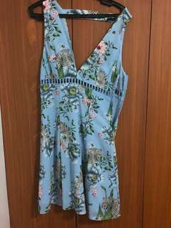 Brand New ( never used) H&M floral dress