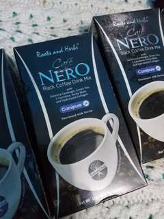 Cafe nero slimming coffee