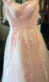 Amazing party gown