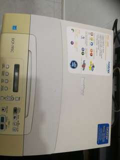 Printer brother dcp 195c