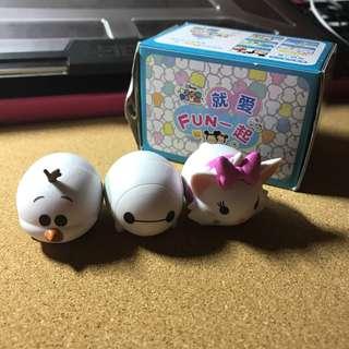 🚚 Tsum Tsum Fridge Magnets Set