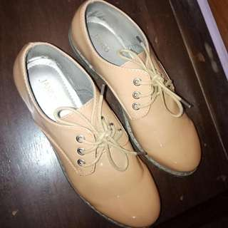 Unisex Brown Shoes