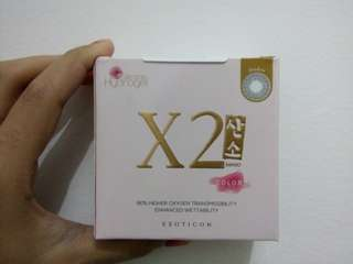Color Sanso X2 Softlens Free Ongkir