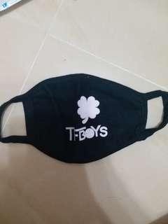 TFBoys 口罩