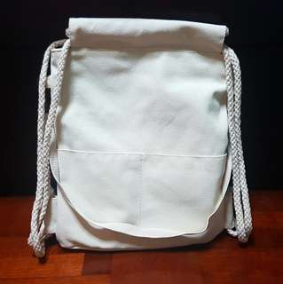Drawstring/tote bag