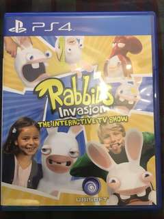 PS4 Rabids Invasion The Interactive TV Show
