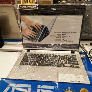 Laptop asus a407ua i3-6006u bisa dicicil tanpa kartu kredit
