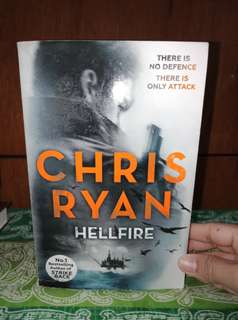 HELLFIRE - CHRIS RYAN (Brit Author)