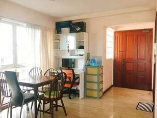 600 Hougang Condo Room Rental Include utility fees