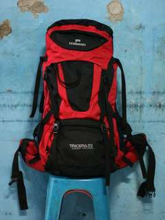 Keril Carrier Tas Gunung COZMEED seri TRICERA 60+5L