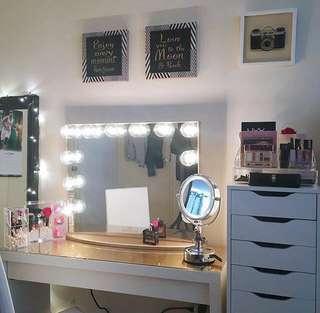 Sale! Vanity essentials