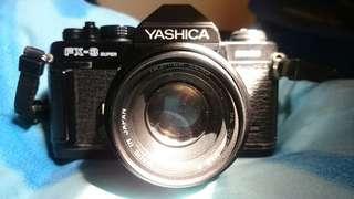 Kamera analog dslr