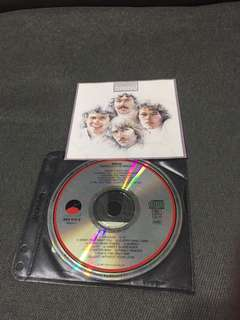 Selling Anthology of Bread CD