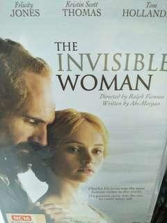 The invincible woman movie DVD
