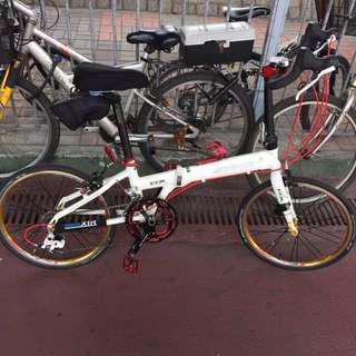 Oyama 摺合單車