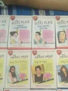 The Geeks Place, The Nerds Area by Gypsy Esguerra