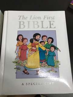 The First Bible