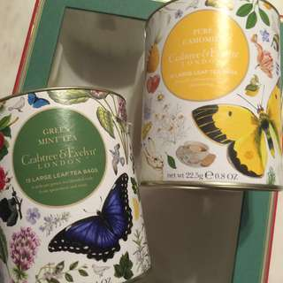 🌟🌟Crabtree & Evelyn 茶葉🌟🌟