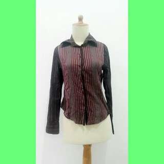 Stripe Shirt by Mango