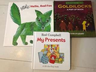 New English books