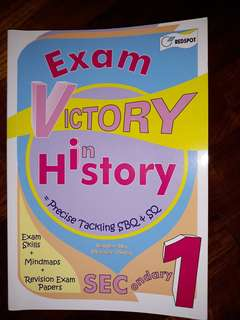 🚚 Exam Victory in History Secondary 1