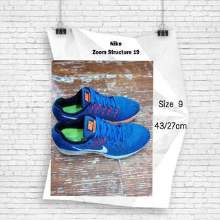 Orig Nike Zoom Structure 19