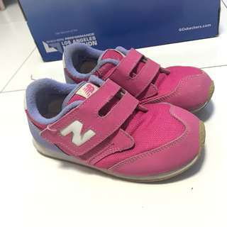New Balance Girl Sneakers