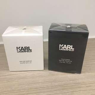 Karl Lagerfeld perfume 法國香水 25ml & 30ml