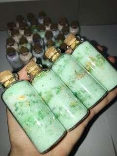 Green Tea Bath Salt
