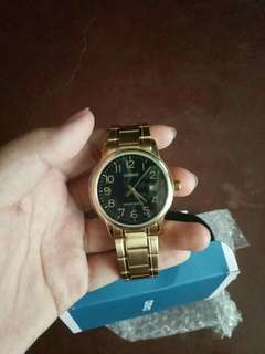 ORIGINAL GOLD CASIO FOR MEN
