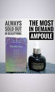 *REPRICED* FARMSTAY GRAPE STEM CELL WHITENING AMPOULE